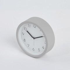 [모던하우스] 더 심플 그레이 알람시계