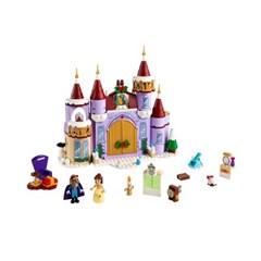 [레고 디즈니 프린세스] 43180 벨의 궁전 겨울 축제