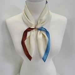 쁘띠 미니 가방 정사각 데일리 승무원 패션 스카프