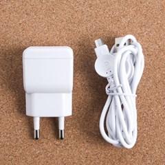 마이크로 5핀 USB 스마트폰 충전기(분리형)/5핀충전기