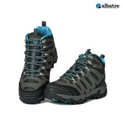 알바트레 등산 캠핑 라이트 사계절 발목등산화 AL-TS1120-GR