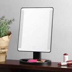 터치 스탠드 LED 조명거울/화장대거울 메이크업거울