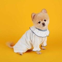 유아러피치 작은 삐에로 강아지실내복