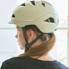 톰디어 후미등겸용 어반 전동킥보드헬멧 자전거헬멧