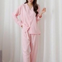 파스텔 투피스 잠옷세트 여성파자마