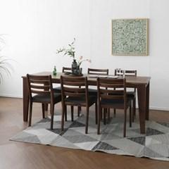 [헤리티지월넛] AL2형 식탁/테이블 세트 2000_(1660827)