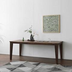 [헤리티지월넛] AL형 식탁/테이블 2000_(1660900)