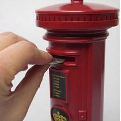 ROYAL MAIL 영국 우체통 저금통