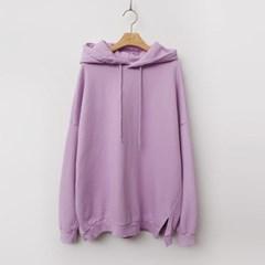Color Hooded Sweatshirt