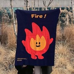 [퍼디] 니트블랭킷 불꽃요정 부디