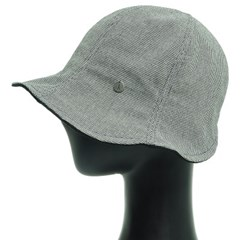 KAU06.튤립 배색 중년 여성 벙거지 모자 엄마 버킷햇