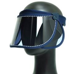 KCX23.스몰 사이즈 여성 자외선차단 필름 날개 썬캡