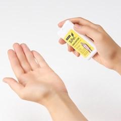 [닥터퓨리] 휴대용 손소독제 스프레이 레몬향 17ml