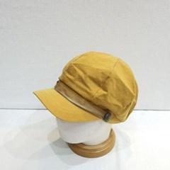지퍼 챙넓은 데일리 꾸안꾸 헌팅캡 마도로스 모자