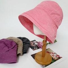 깊은 대두 꾸안꾸 챙넓은 패션 버킷햇 벙거지 모자