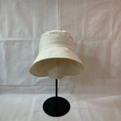 챙넓은 무지 기본 꾸안꾸 데일리 버킷햇 벙거지 모자