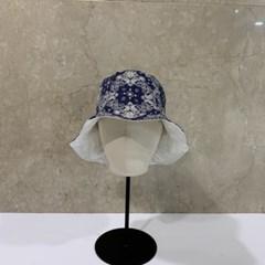 양면 페이즐리 꾸안꾸 패션 버킷햇 벙거지 모자