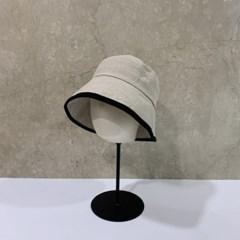 대두 깊은 브라운 꾸안꾸 패션 버킷햇 벙거지 모자