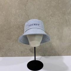레터링 대두 깊은 꾸안꾸 패션 버킷햇 벙거지 모자