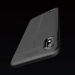 갤럭시A90 5G(A908) 클래식 레더 커버 가드 케이스