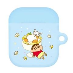 짱구 디저트 에어팟 2/1 공용 케이스 철가루 방지 스티커