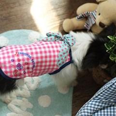 패리스독 바비디부 나시 티셔츠 강아지옷 애견의류