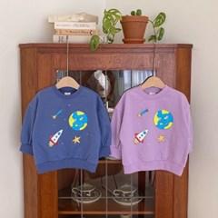 페) 우주 아동 맨투맨