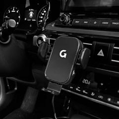 게이즈카 V3 차량용 무선충전 거치대 20W 고속충전 FOD센서 내장