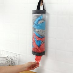 정리의달인 비닐봉투정리함 비닐봉지보관