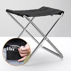 휴대용 접이식 낚시의자 경량 등산 캠핑의자