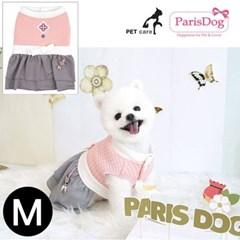 패리스독 걸즈한복 핑크 M