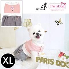 패리스독 걸즈한복 핑크 XL