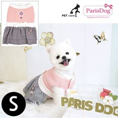 패리스독 걸즈한복 핑크 S