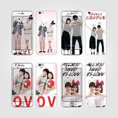 갤럭시S21 플러스 주문제작 휴대폰스킨 보호필름 1매
