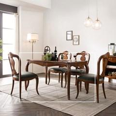 수입 엔틱가구 TR 13 프리미엄 엔틱 컬러 식탁 테이블