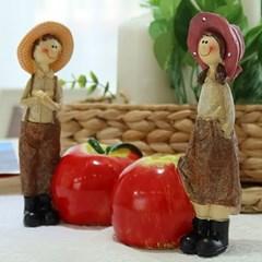 사과 꼬마 2P 세트