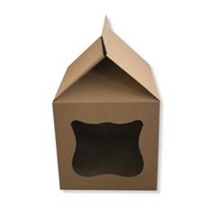 [고양이 스크래쳐] 우유팩 모양 프리미엄_(764519)