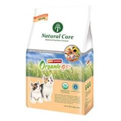 [고양이] 내추럴 코어 95% 유기농 사료 2.4kg (200gX12_(764484)