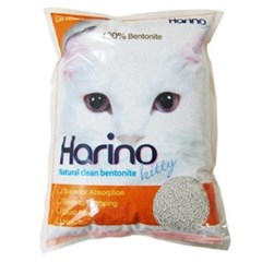 하리노 고양이 모래 (4LX4개)_(764545)