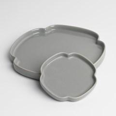 프리니 브런치 도자기 접시 1P 20cm_(1816269)