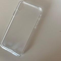 젤 하드 투명케이스 (아이폰 일부기종 )