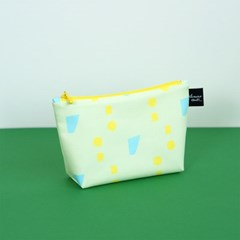 [pouch] spring green