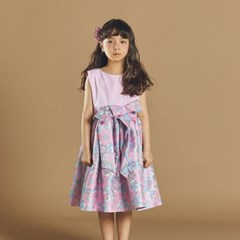 퍼키 아젤리아 오리엔탈 드레스 여아 아동 키즈 셔링 원