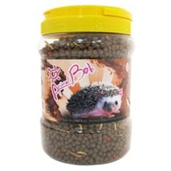 애니멀밥 고슴도치 사료 850g 14개묶음