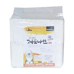 향기로운 제로나인 강아지패드100매(로즈마리)_(766972)