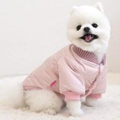 강아지 항공점퍼(핑크)_(765901)