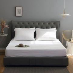 침실의 품격 델루나 매트리스커버 매트커버(SS/Q) 2색택1