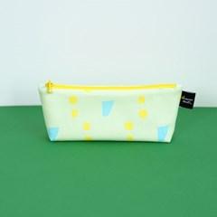[pencil case] spring green