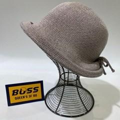 밑단말림 둥근 데일리 꾸안꾸 버킷햇 벙거지 모자