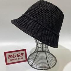 꼬임 뜨게 데일리 꾸안꾸 패션 버킷햇 벙거지 모자